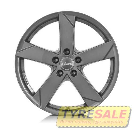 Купить RIAL Kodiak graphite R17 W7 PCD5x114.3 ET51 DIA67.1