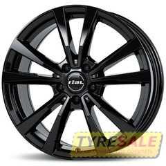 Купить RIAL M12 Diamond Black R18 W7.5 PCD5x112 ET33 DIA66.5