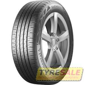 Купить Летняя шина CONTINENTAL EcoContact 6 205/65R16 95H
