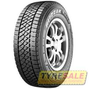 Купить Зимняя шина BRIDGESTONE BLIZZAK W810 195/75R16C 107/105R