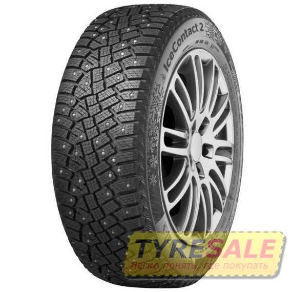 Купить Зимняя шина CONTINENTAL IceContact 2 SUV 225/60R17 99T (Шип) RUN FLAT