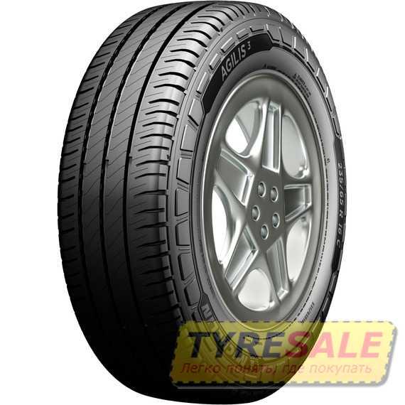 Купить Летняя шина MICHELIN Agilis 3 215/60R17C 109/107T