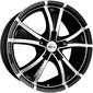 Купить ANTERA 383 Matt Black Diamond Cut R19 W9.5 PCD5x112 ET40 DIA75