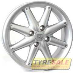 Купить WSP ITALY SIENA W952 SILVER R15 W6 PCD4x108 ET52.5 DIA63.4