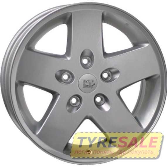 Купить Легковой диск WSP ITALY W3803 URANO SILVER R16 W7 PCD5x127 ET44.45 DIA71.6