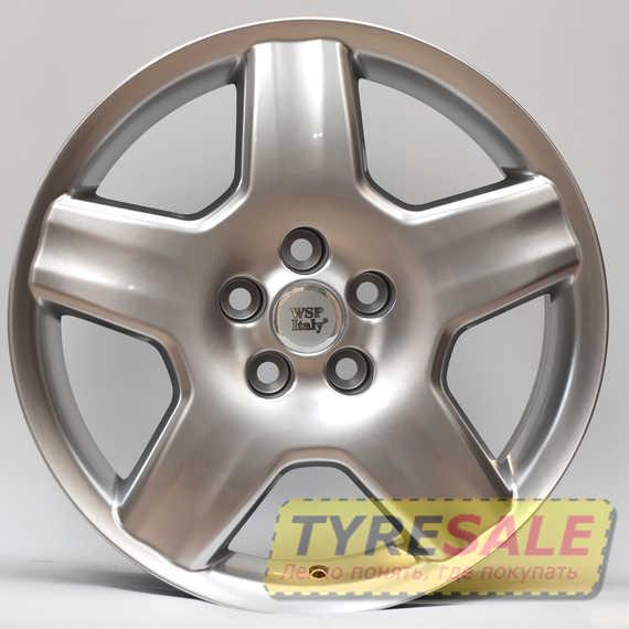 Купить WSP ITALY W2651 STORM LX51 HYPER SILVER R18 W7.5 PCD5x114.3 ET35 DIA60.1