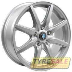 Купить Легковой диск TECHLINE 1415 SL R14 W5.5 PCD4x100 ET43 DIA67.1