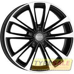 Купить Легковой диск MAK Main Black Mirror R19 W8 PCD5x112 ET30 DIA76