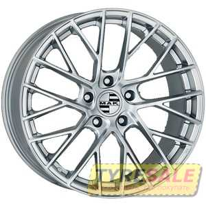 Купить Легковой диск MAK Monaco-D Silver R19 W10 PCD5x130 ET45 DIA71.6
