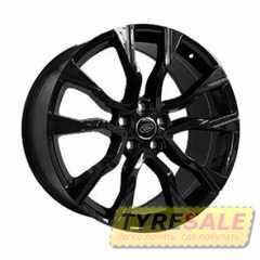 Купить REPLICA FORGED LR5755 BK R21 W9 PCD5X120 ET45 DIA72.6