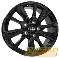 Купить Replica LegeArtis LX4001 BK R20 W8.5 PCD5X150 ET54 DIA110.1