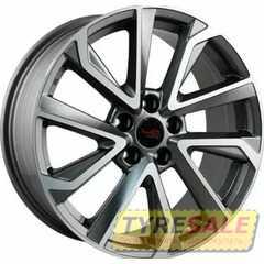 Купить Легковой диск Replica LegeArtis LX523 GMF R18 W7.5 PCD5X114.3 ET35 DIA60.1