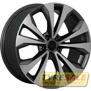 Купить Легковой диск Replica LegeArtis LX529 GMF R19 W8 PCD5X114.3 ET35 DIA60.1