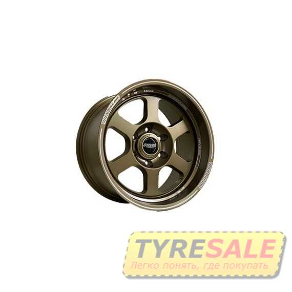 Купить Off Road Wheels OW6025 MATT BRONZE LIP LINE R18 W9 PCD6x139.7 ET0.00 DIA110.1