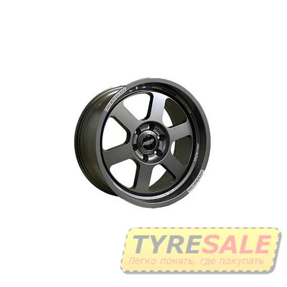 Купить Off Road Wheels OW6025 MATT GRAY MILLING R20 W9 PCD6x139.7 ET10 DIA110.1
