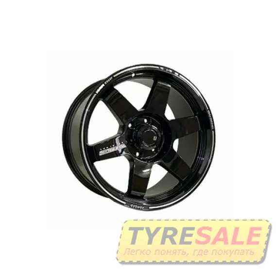 Купить Off Road Wheels OW742 BLACK R20 W9 PCD6x139.7 ET18 DIA110.5