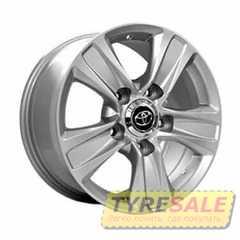 Купить Легковой диск REPLICA TY5045 S R17 W8 PCD5X150 ET54 DIA110.1