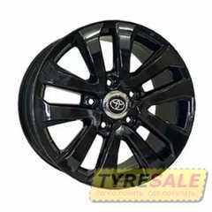 Купить Легковой диск REPLICA TY989 BK R20 W8.5 PCD5X150 ET58 DIA110.1