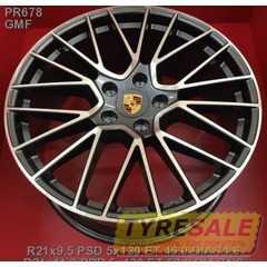 Купить Легковой диск Replica LegeArtis PR678 GMF R21 W9.5 PCD5X130 ET46 DIA71.6