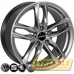Купить ZW BK690 HB R17 W7.5 PCD5x112 ET38 DIA66.6