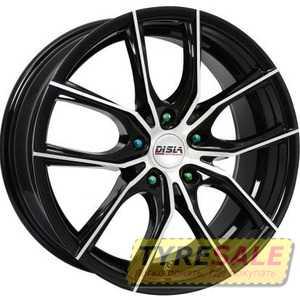 Купить DISLA Spider 525 BD R15 W6.5 PCD5x112 ET42 DIA57.1