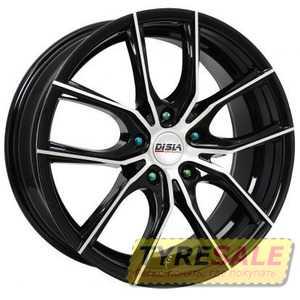 Купить DISLA Spider 625 BD R16 W7 PCD5x114.3 ET40 DIA67.1