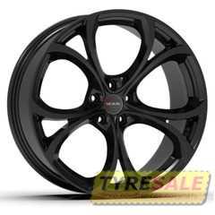 Купить Легковой диск MAK Lario Gloss Black R19 W8.5 PCD5x110 ET30 DIA65.1