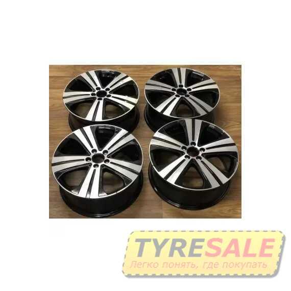 Купить Легковой диск ORIGINAL WHEELS&TIRES MRA16740120000 BKF R19 W8 PCD5x112 ET61 DIA66.6