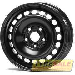 Купить STEEL TREBL 9527T BLACK R16 W6.5 PCD5x114.3 ET50 DIA64.1