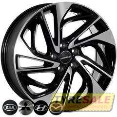 Купить Легковой диск ZW BK5518 BP R18 W7.5 PCD5X114.3 ET51 DIA67.1