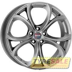 Купить Легковой диск MAK Laroi Matt Titan R18 W9 PCD5x110 ET44.5 DIA65.1