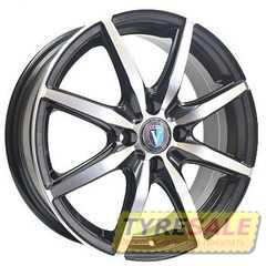 Купить TECHLINE 1605 BD R16 W6 PCD4x100 ET50 DIA60.1