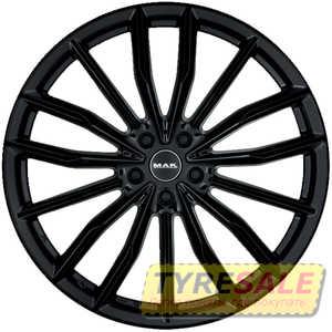 Купить Легковой диск MAK Rapp-D Gloss Black R20 W10.5 PCD5x112 ET40 DIA66.6