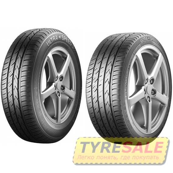 Купить Летняя шина GISLAVED Ultra Speed 2 255/35R19 96Y