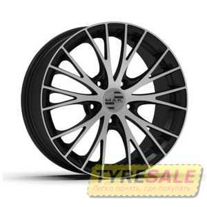 Купить MAK RENNEN Ice Black R18 W8 PCD5x112 ET39 DIA66.45