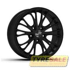 Купить MAK RENNEN Matt Black R18 W11 PCD5x130 ET60 DIA71.6