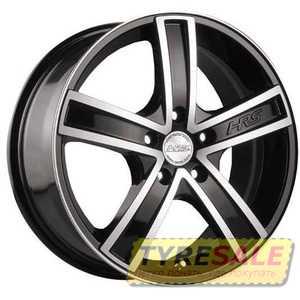 Купить RW (RACING WHEELS) H-412 BK/FP R17 W7 PCD5x100 ET40 DIA73.1