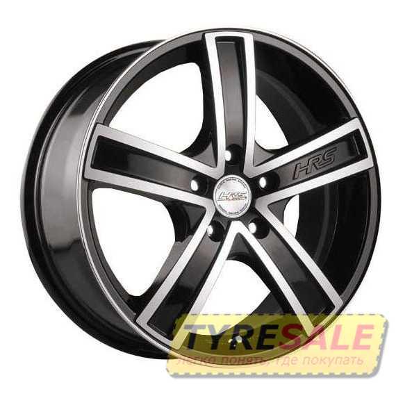 Купить RW (RACING WHEELS) H-412 BK/FP R17 W7 PCD5x112 ET40 DIA73.1