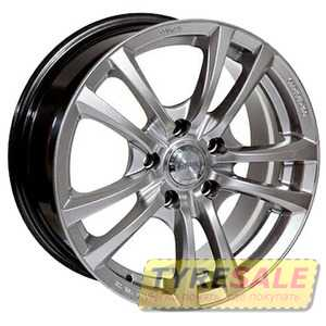Купить RW (RACING WHEELS) H-346A HS R16 W7 PCD5x100 ET40 DIA73.1