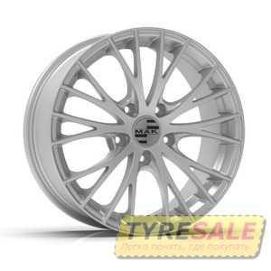 Купить MAK RENNEN Silver R18 W9 PCD5x110 ET44.5 DIA65.1