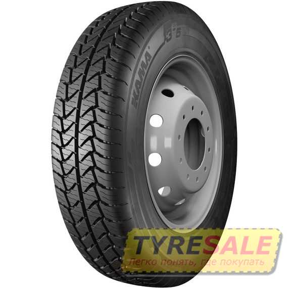 Купить Всесезонная шина КАМА (НКШЗ) 365 (НК-243) 175/80R16С 98/96N