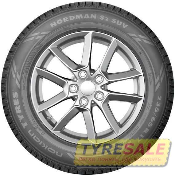 Купить Летняя шина NOKIAN Nordman S2 SUV 235/65R17 104H