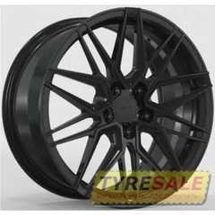 Купить Легковой диск WS FORGED WS2117 SATIN_BLACK_FORGED R18 W8.5 PCD5X114.3 ET40 DIA64.1