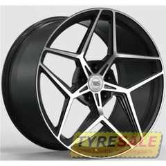 Купить Легковой диск WS FORGED WS2125 SATIN_BLACK_FORGED R19 W9.5 PCD5X114.3 ET52.5 DIA70.5