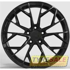 Купить Легковой диск WS FORGED WS2130 GLOSS_BLACK_FORGED R18 W8 PCD5X114.3 ET50 DIA60.1