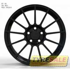 Купить Легковой диск WS FORGED WS923B GLOSS_BLACK_FORGED R18 W8 PCD5X114.3 ET50 DIA60.1