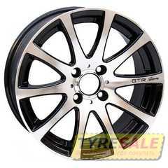 Купить Легковой диск SPORTMAX RACING SR-3114Z BP R16 W7 PCD5x112 ET38 DIA67.1