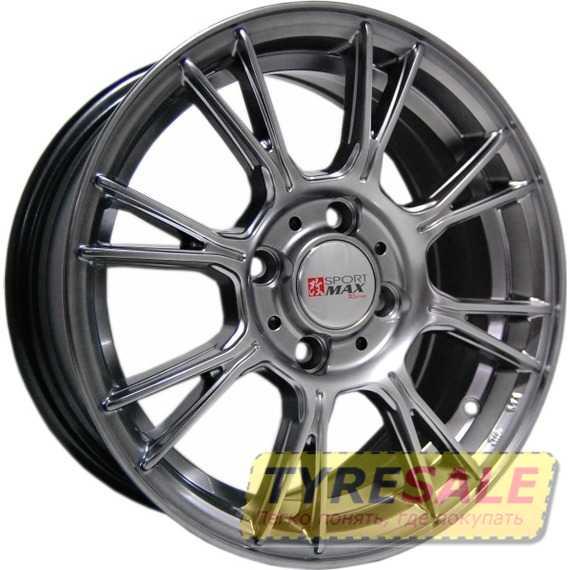 Купить Легковой диск SPORTMAX RACING SR-D2767 HB R16 W7 PCD5x112 ET38 DIA67.1