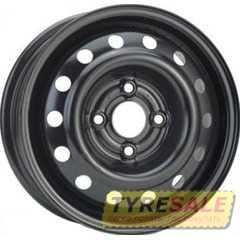 Купить Легковой диск SKOV STEEL WHEELS Black R15 W6 PCD4x100 ET48 DIA56.6