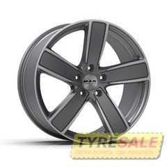 Купить Легковой диск MAK Turismo-FF Gun Metallic Mirror Face R21 W9.5 PCD5x130 ET46 DIA71.6